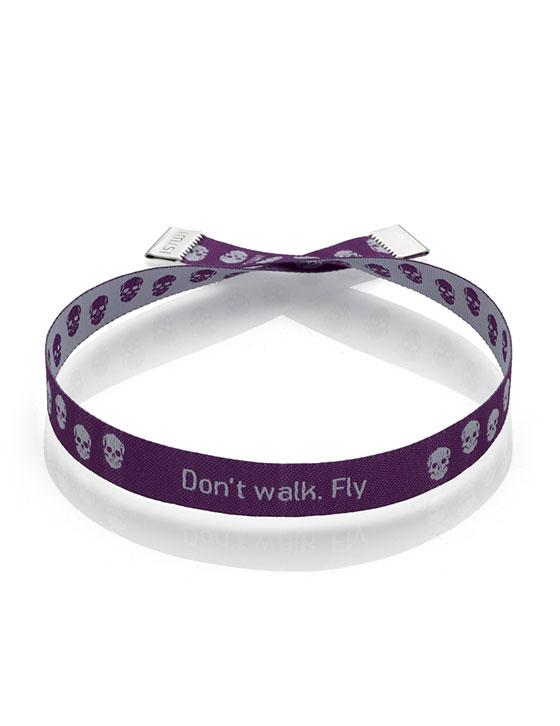 Dont Walk Fly Bracelet