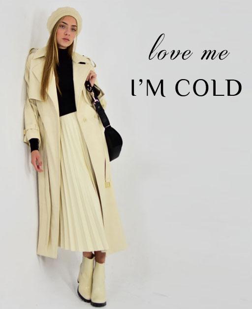 Banner Love Me Im Cold